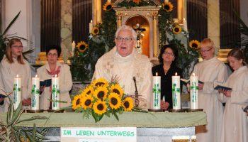 80. Geburtstag Pfarrer Leo Senn